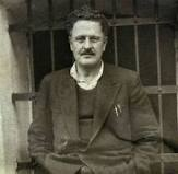 """Nazim Hikmet - On Living --  """"This earth will grow cold, /  a star among stars /  and one of the smallest, /  a gilded mote on blue velvet-- /  I mean this, our great earth. /  This earth will grow cold one day, /  not like a block of ice /  or a dead cloud even /  but like an empty walnut it will roll along /  in pitch-black space ... /  You must grieve for this right now /  --you have to feel this sorrow now--  /  for the world must be loved this much /  if you're going to say """"I lived""""…"""