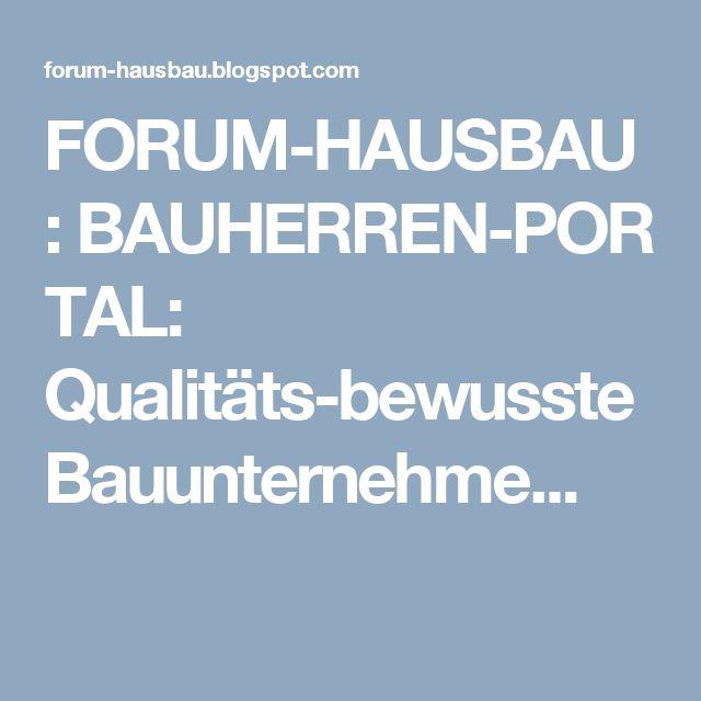 Mer enn 25 bra ideer om Hausbau Forum på Pinterest Tv forum, Tv - häcker küchen erfahrungen