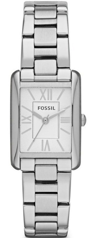 Fossil Watches, Women's Florence Three Hand Stainless Steel Watch #ES3325