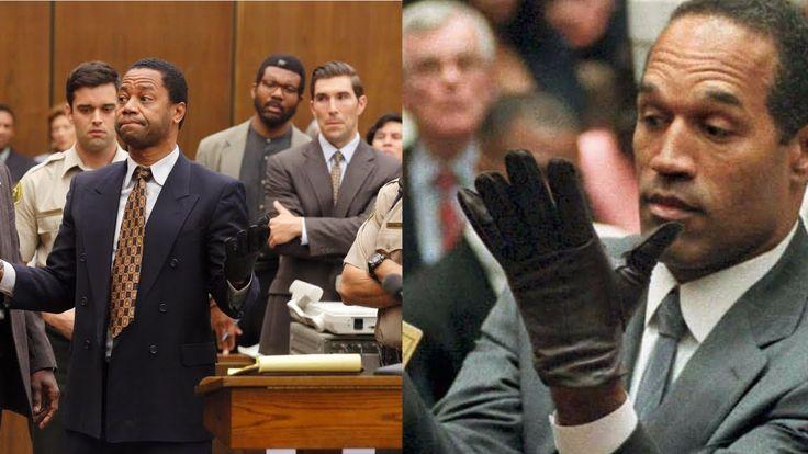"Real life OJ Simpson trial vs ""People vs OJ Simpson""- Side by Side Comparison https://youtu.be/7L36wb-w0CA"