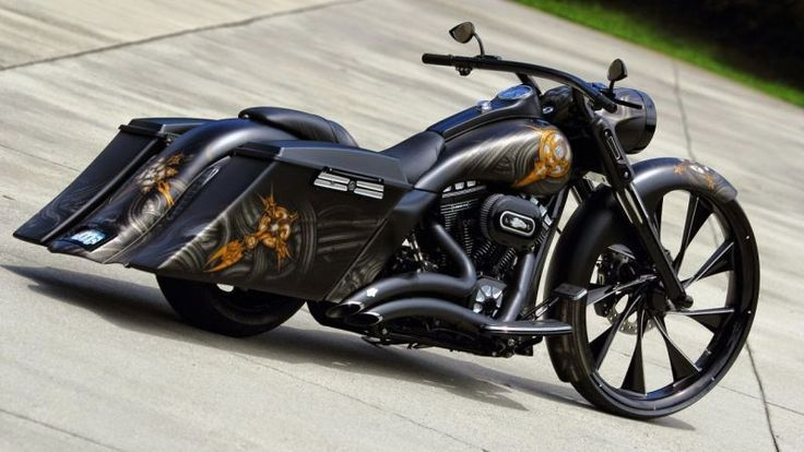 The Bike Exchange Brand Harley Davidson Model Road King Screamin