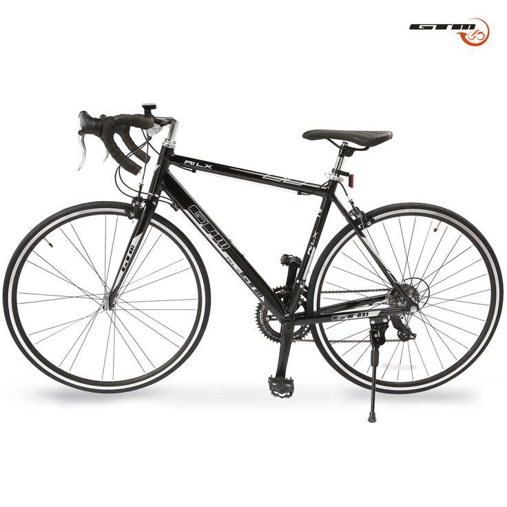 New 14 Speed Aluminum Frame 700C X 54C Shimano Road Bike Racing Bicycle