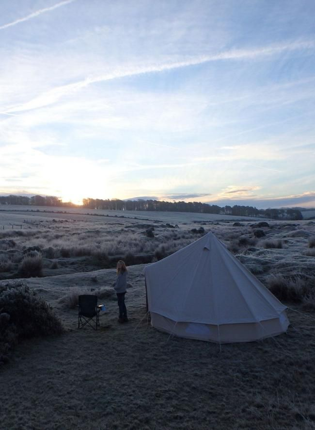 30+ Beautiful Winter Camping Tents for Enjoying and ...
