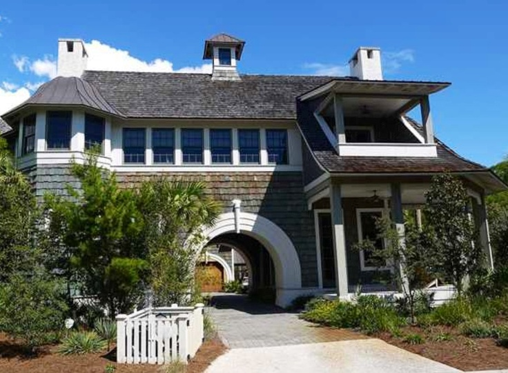 17 best images about beach house on pinterest hilary for What is a porte cochere