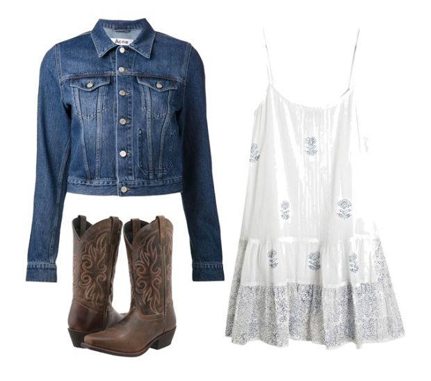 What the Hay Should You Wear to Barn Dance? in 2020 | Barn ...
