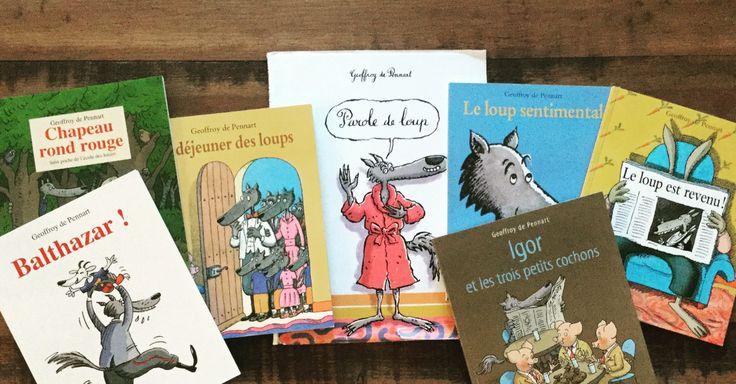 «Parole de loup» Jeudi dernier, j'ai eu la chance de présenter cette nouveauté lors de la rentrée littéraire de Gallimard. Un grand honneur pour l'équipe de J'enseigne avec la littérature jeunesse ...