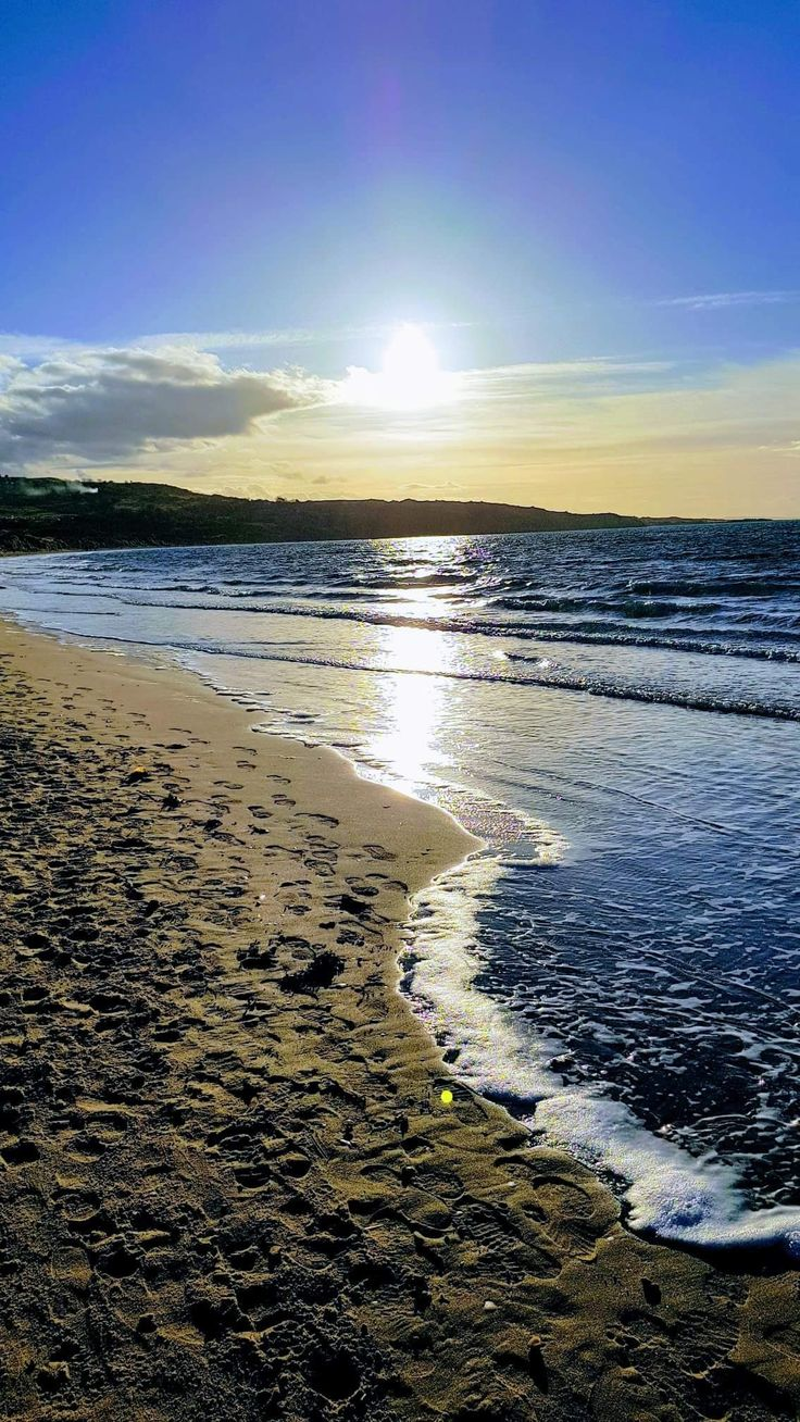 Gullane Beach, East Lothian