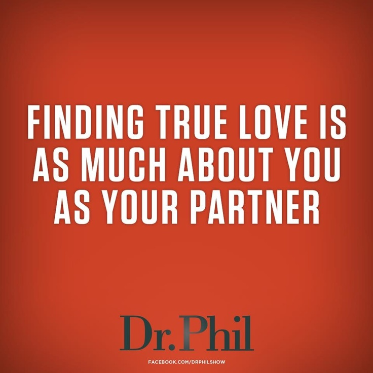 In Search of True Love…