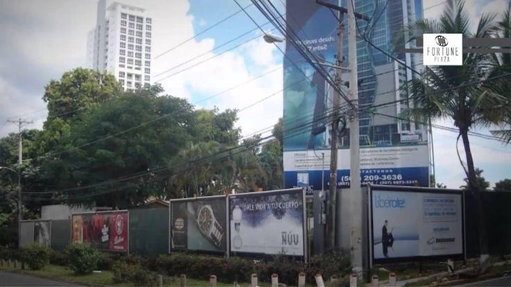 Fortune Plaza. Inversiones inmobiliarias en Panamá. Alex Ballera Inversiones & Bienes Raices