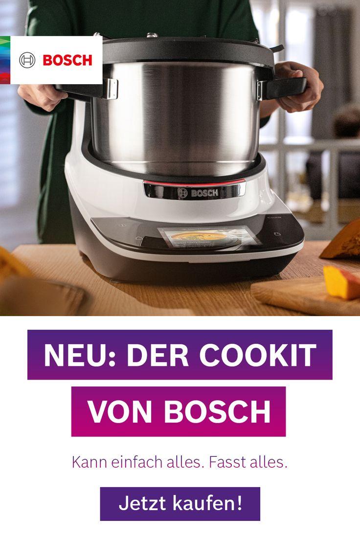 Bosch Küchenmaschine Spiralschneider 2021