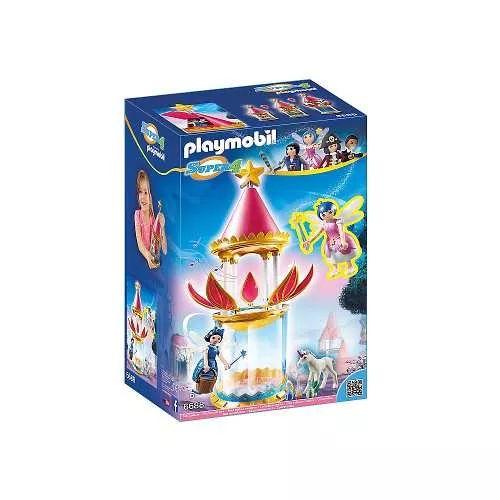 Playmobil 6688 Torre Con Flor Magica Musical - $ 3.099,99