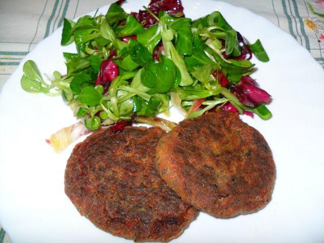 Hamburger di fagioli rossi – Vegan blog – Ricette Vegan – Vegane – Cruelty Free