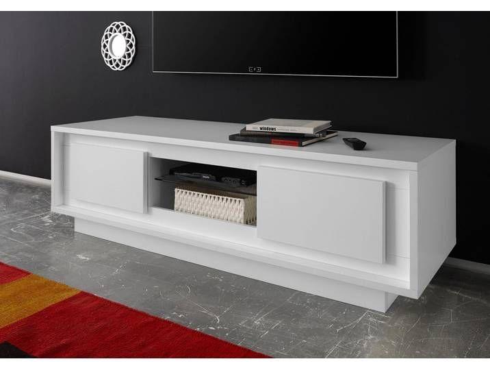 Lc Lowboard Sky Weiss Pflegeleichte Oberflache Fsc Zertifiziert Furniture Large Tv Stands Luxury Furniture
