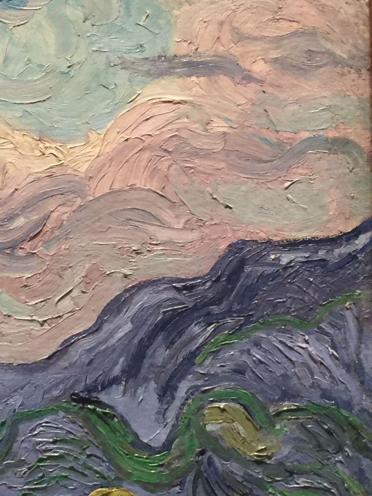 Cypresses Vincent van Gogh, 1889