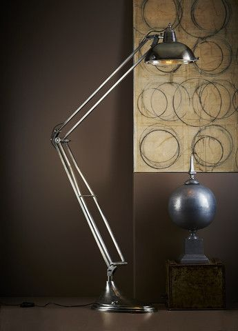Mercury Floor Lamp - Complete Pad ®