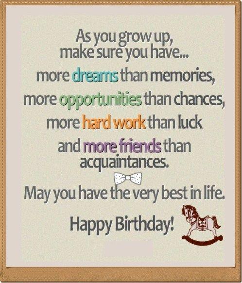 200 Perfect Wishes To Say Happy Birthday Nephew Bayart A New