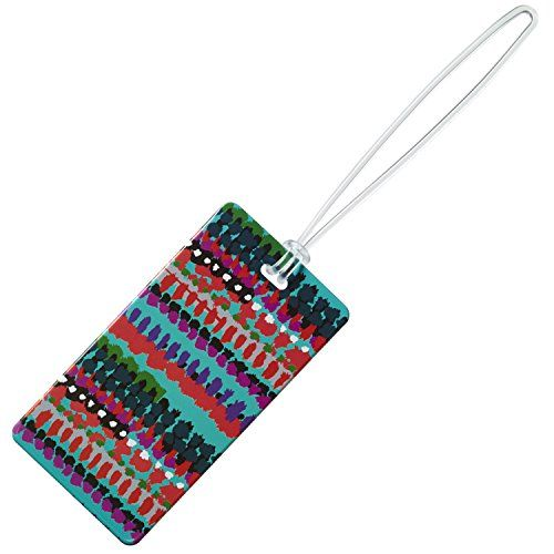 Lewis N Clark Fashion Luggage Tag Tribal  7405 *** Want additional info? Click on the image.