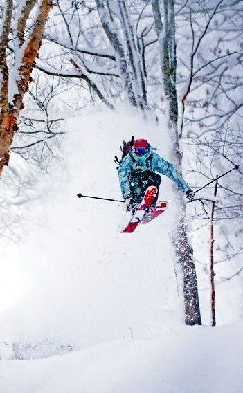 Skiing Tours in India
