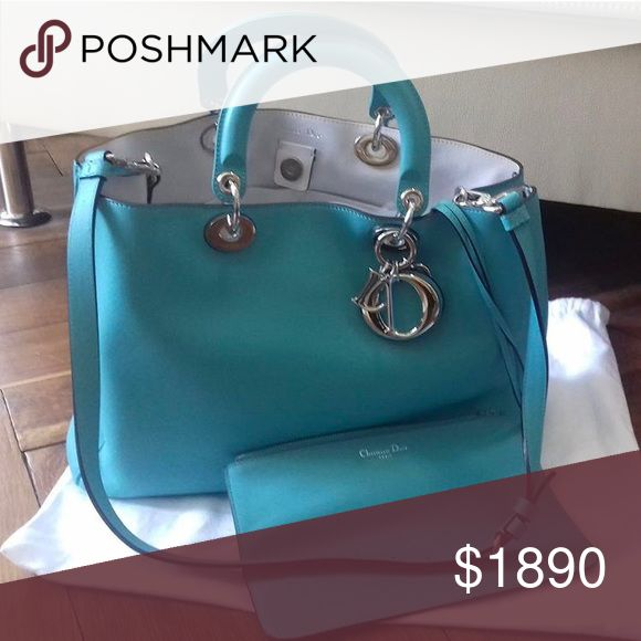 Dior large diorissimo bag Amazing bag! Like new! From my personnal shopper from europe! Great price. Delivery time 2 weeks. Dior Bags Totes