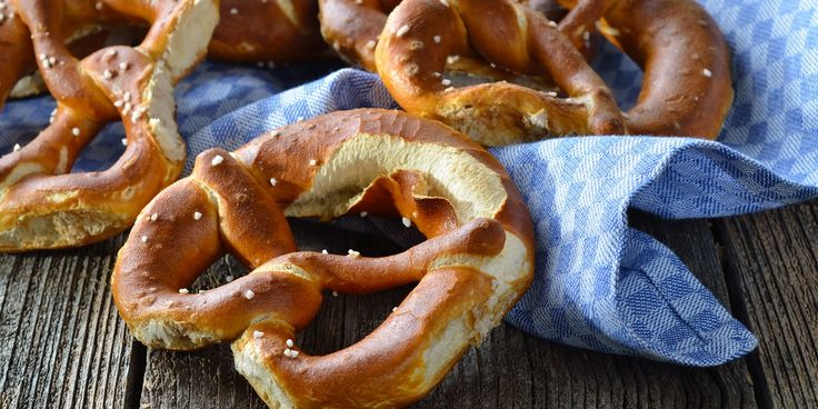 This delicious pretzel recipe demonstrates how to make pretzels at home, proving you don't have to be in America to enjoy this tasty snack