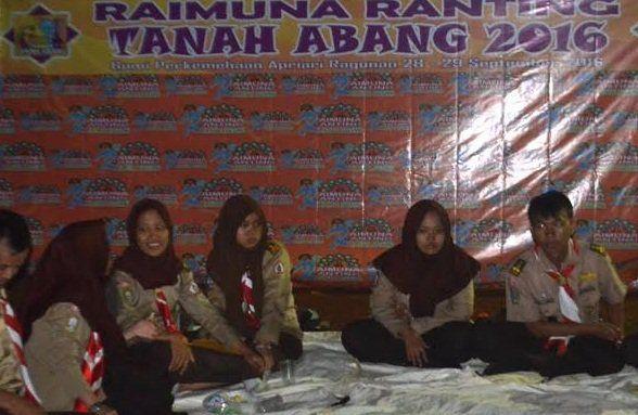 Lensaindonesia.com beri pelatihan jurnalistik Pramuka Penegak Se-Tanah Abang