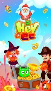 Heyee Game Art