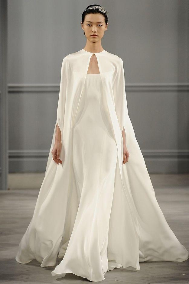 Best 20 Bridal Cape Ideas On Pinterest Best Gown Design