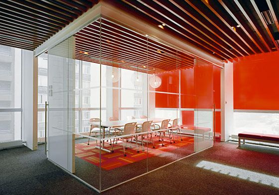 Red Cross Of Nyc In Herman Miller Caper Chairs Workplace