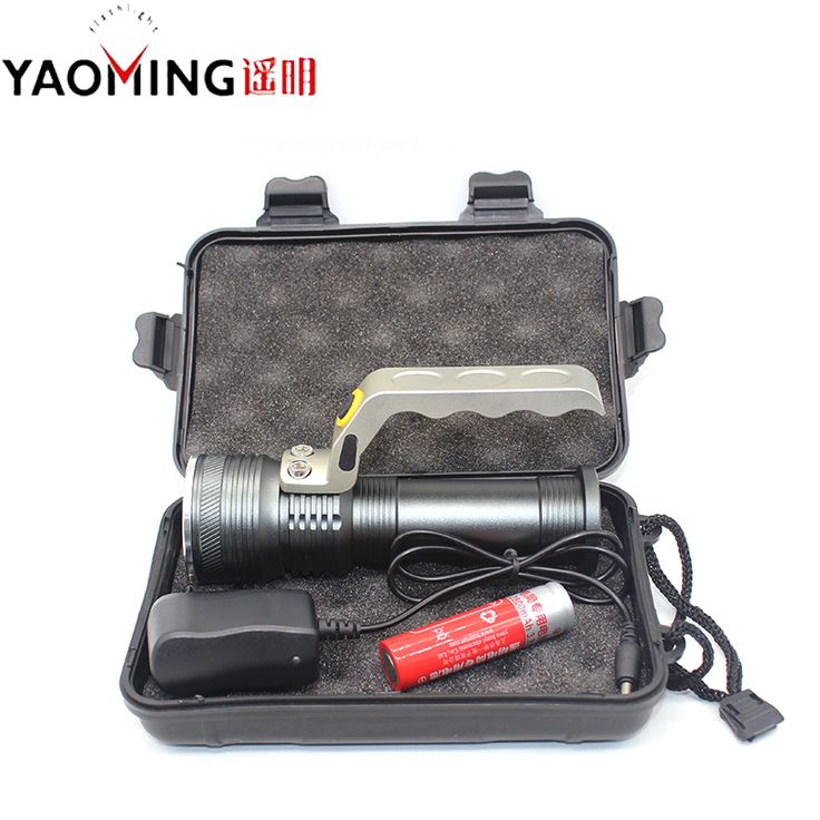 Tactical Flashlight Led Linternas Self Defense Hand Lamp Powerful Searching Light Rechargeable Torch Lantern Patrol Lights 18650 ** Find similar products on AliExpress website by clicking the image