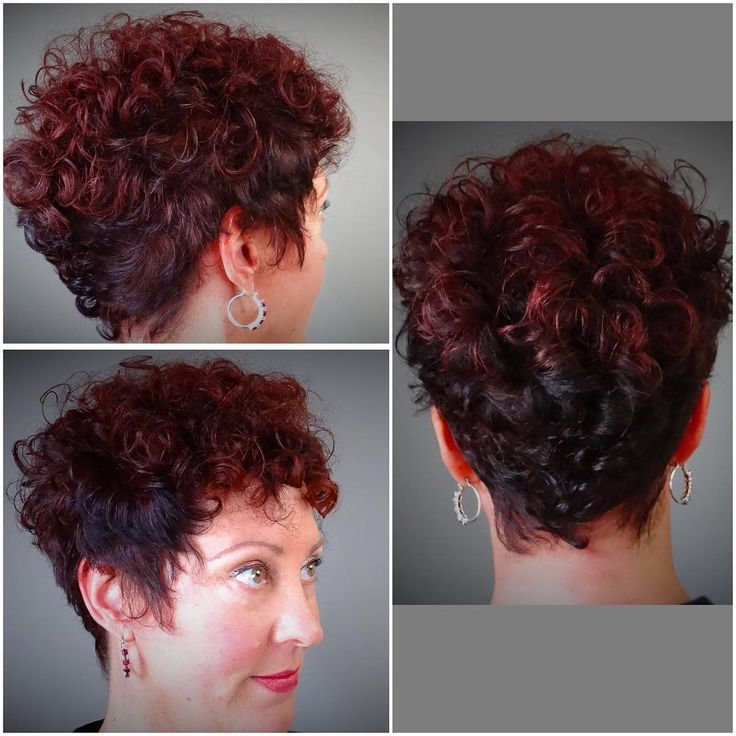 Swell 1000 Ideas About Curly Mohawk Hairstyles On Pinterest Cool Short Hairstyles For Black Women Fulllsitofus