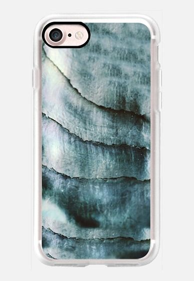 GREY SEASHELL by Monika Strigel iPhone 7 iPhone 7 Hülle by Monika Strigel | Casetify (DE) #iphone7 #iphone7case #transparentcase #iphonecase #monikastrigel