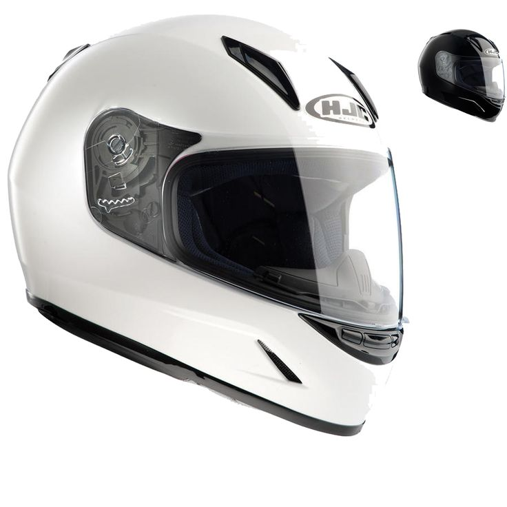 The HJC CL-Y Youth Motorcycle Helmet is a great choice of helmet for younger road riders. It's advanced designs and ACU Gold approval make it just as safe and packed with features as any adult helmet would be.
