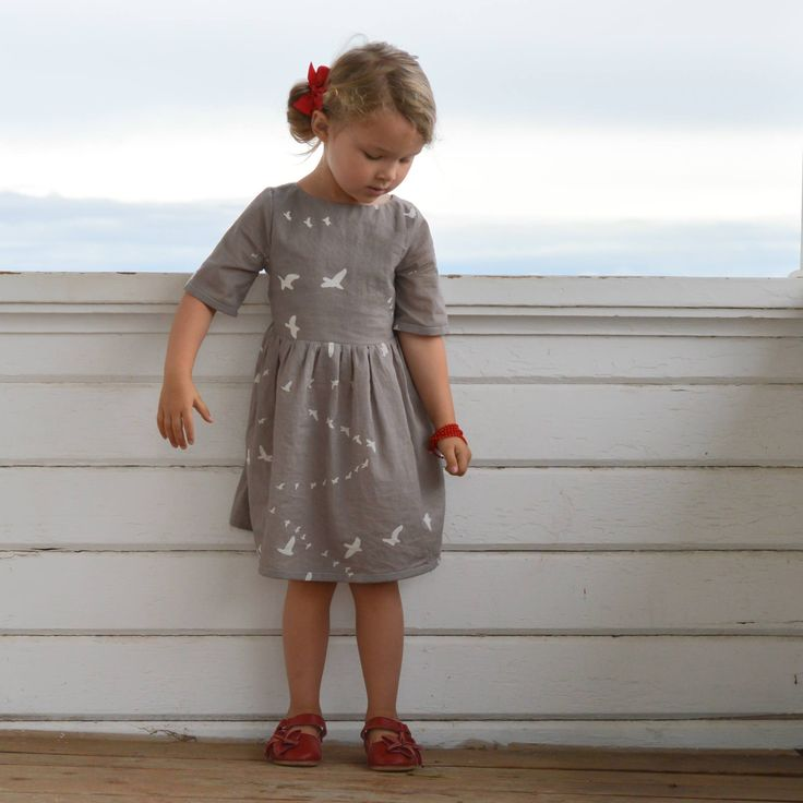 Starlight City dress pattern by Lil Luxe Collection