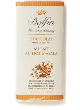 Dolfin 70g. Ciocolata cu Lapte si Hot masala