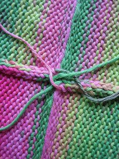 Crocheting Easier Than Knitting : Anonyknits: Seaming: Better Than You Remembered Knitting/Crocheting ...