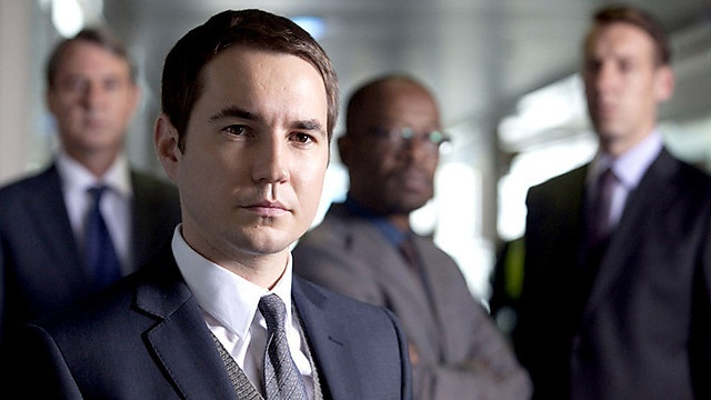 Line of Duty - if only the actor Martin Compston didn't put on that god awful 'cockney' accent...we all know your Scottish mate...