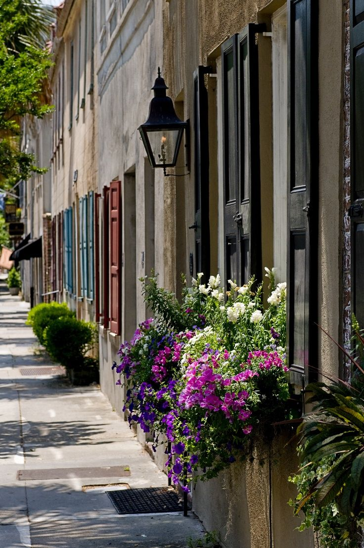Historic Downtown Charleston, South Carolina - Best Things to do in Charleston this Fall