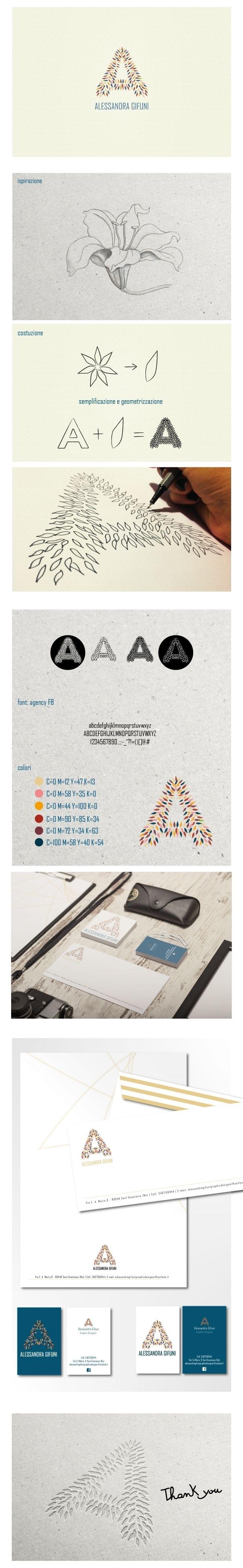 Portfolio Corsi Ilas - Alessandra Gifuni, Docente progettazione: Alessandro Leone, Docente software: Rosario Mancini, Categoria: Graphic Design - © ilas 2015