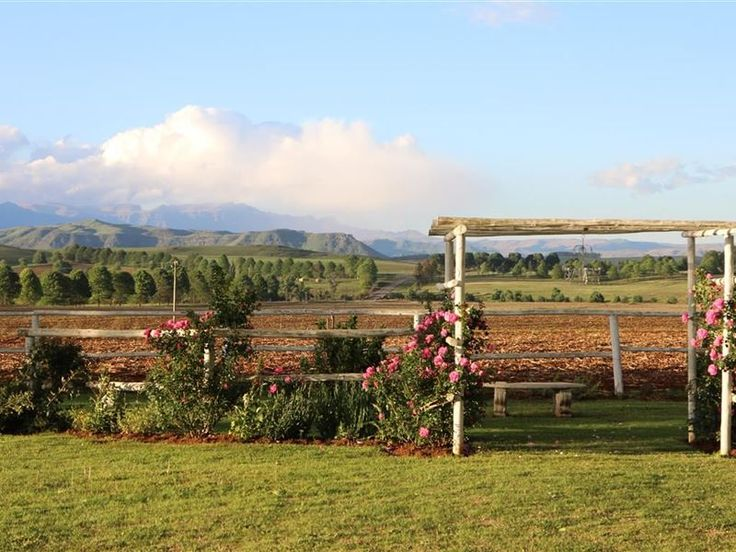 KarMichael Farm - KarMichael Farm is an upmarket, luxury accommodation establishment set on a 35Ha dairy/maize cattle farm, just outside of Himeville.  The guest rooms are tastefully decorated and spacious. We offer accommodation ... #weekendgetaways #himeville #southafrica