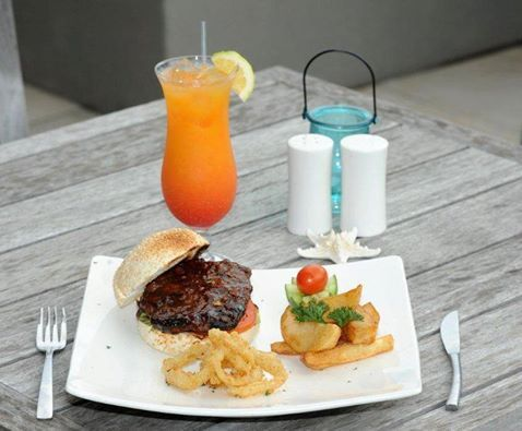 The perfect lunch to have at the coast!