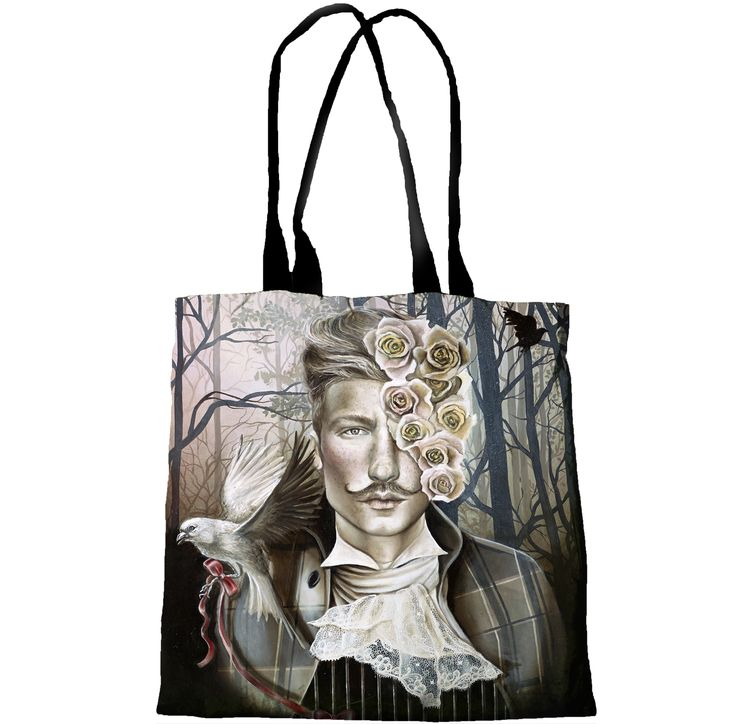 Help us choose the new designs. Would you like to buy such a bag? Vote for this product, comment and rate it. If the product collects a large number of votes, it will go on sale.