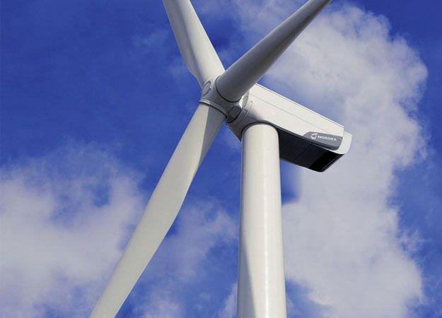 Nordex N100 Turbine