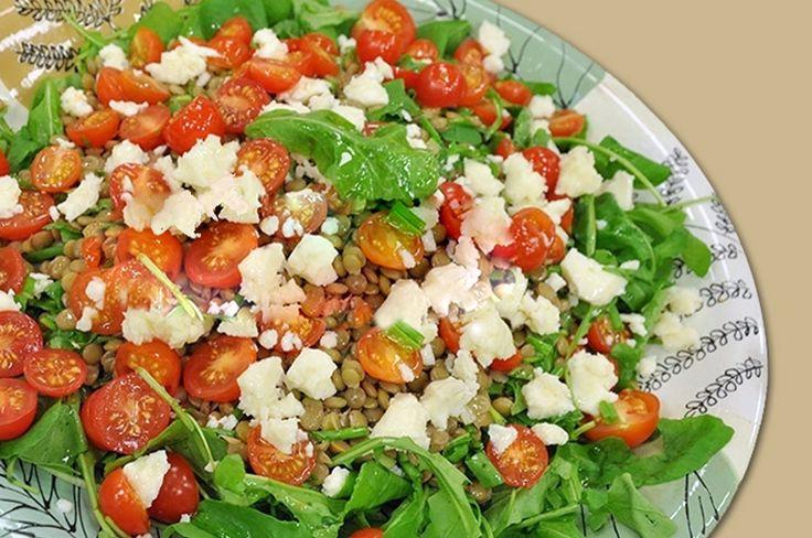 Mercimek Salatası; http://oktayustam.com/tarifler/27421-mercimek_salatasi_resimli_tarifi.html #salata #salatalar #salatatarifi #salatatarifleri