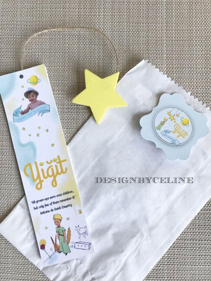 küçük prens  temalı parti hediyelikler  designbyceline  bilgi için bedikyan@gmail.com