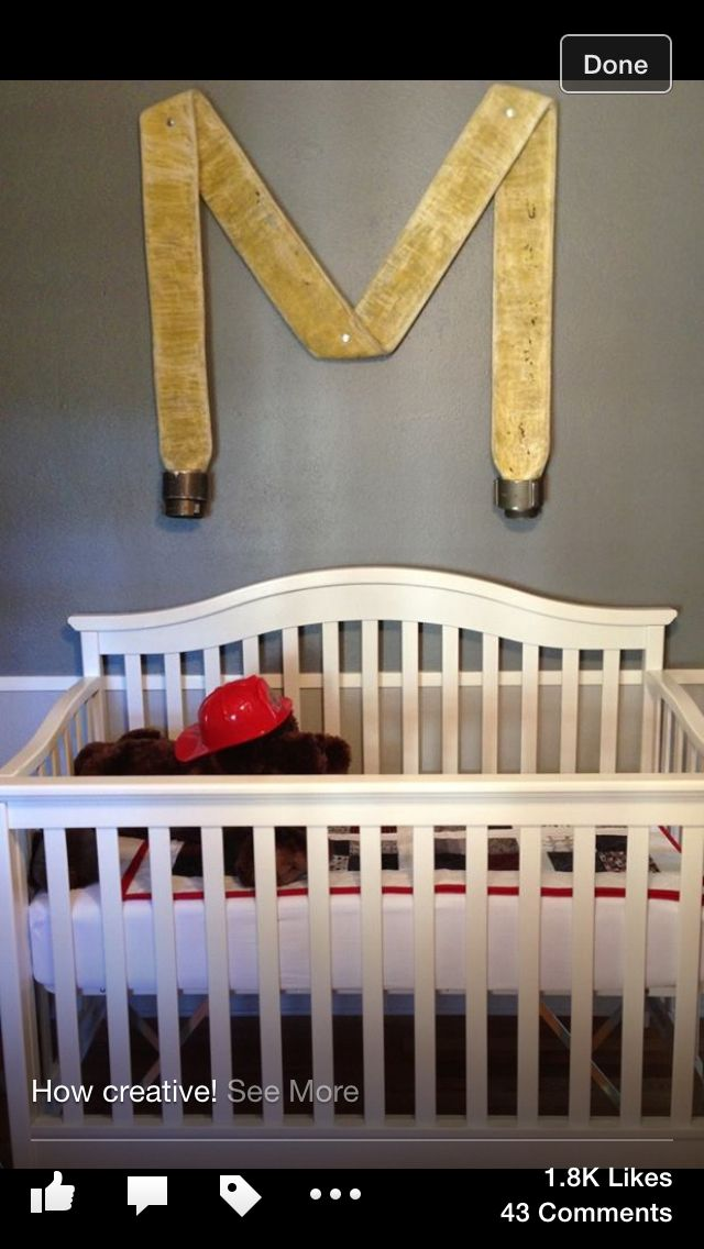 Fire hose baby room