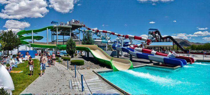 Wild Island Adventure Park In Sparks Nv Reno Sparks