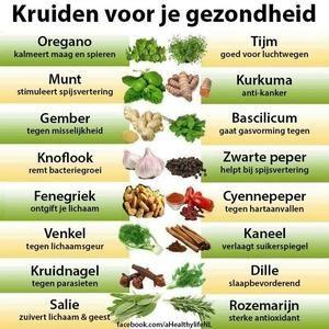 Bekijk de foto van Angeel met als titel Kruiden voor je gezondheid. en andere inspirerende plaatjes op Welke.nl.
