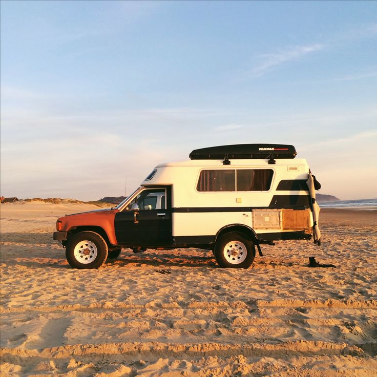 Used Toyota Campers For Sale: 50 Best Images About Toyota Chinook