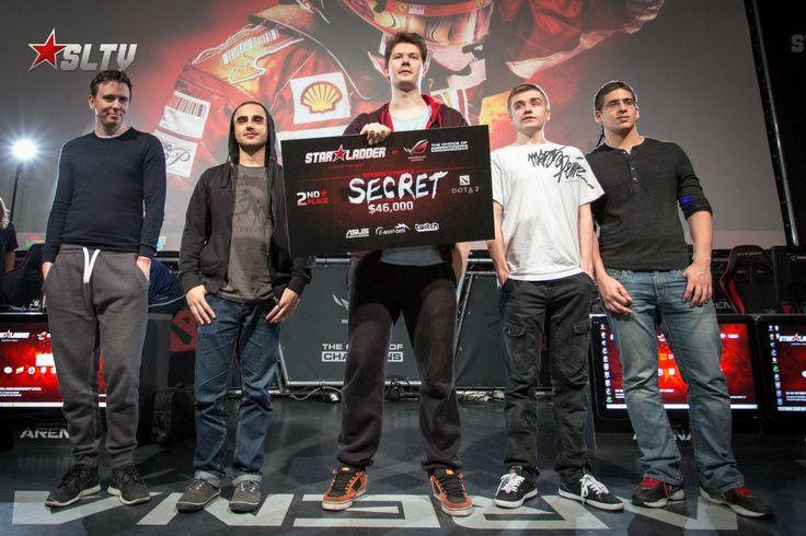 Secret second