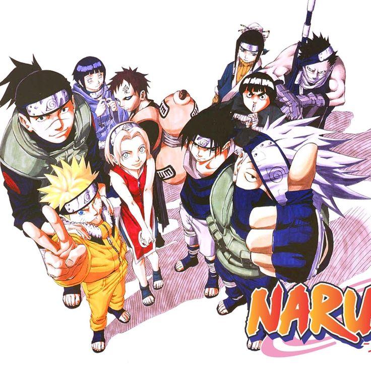 Pin by Ryan 😎 on Fandoms combined . Anime naruto, Naruto